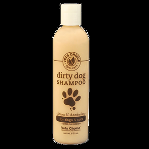 Holistic Health Extension Dirty Dog Shampoo 8oz.