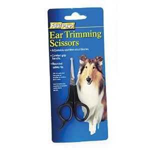 Four Paws® Ear Trimming Scissors for Pets