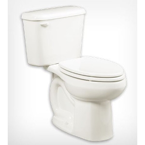 American Standard Colony Right Height Elongated 1.6 GPF Toilet