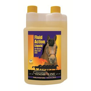 Finish Line® Fluid Action® Joint Health for Horses, Dogs & Cats