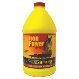 Finish Line® Iron Power® Equine Supplement