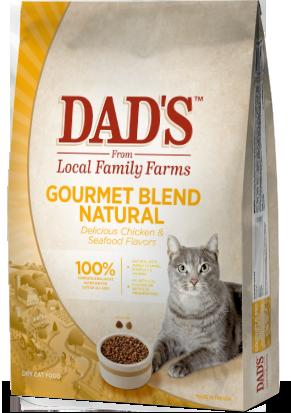 Dad S Gourmet Cat Food
