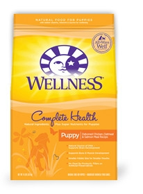 Complete Health Puppy Deboned Chicken, Oatmeal & Salmon Meal Recipe