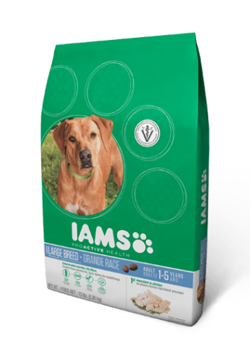 Iams Dog Large Breed 30#