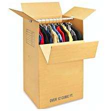 Box, Wardrobe