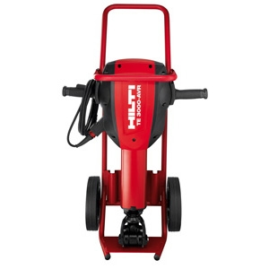 Hilti TE 3000-AVR Performance Package with Cart