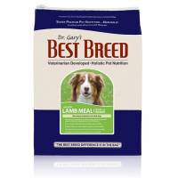 Best Breed Holistic Lamb Meal with Fruits and Vegetables, 15 pound bag
