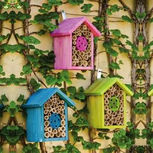 Blooms Mason Bee Habitats- Assortment of 3
