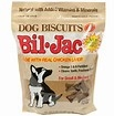 Bil-Jac Dog Biscuits with Real Chicken Liver for Small and Medium Dogs, 4 pound bags