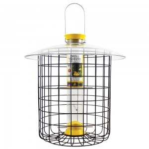 Droll Yankees Nyjer Domed Cage Feeder