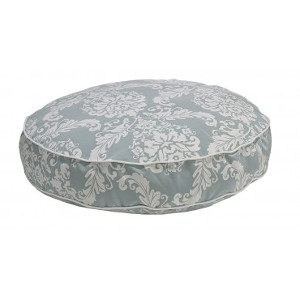 Bowsers Super Soft Round Spa Pet Bed -Microvelvet