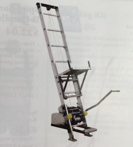 Platform Hoist/Ladder Lift