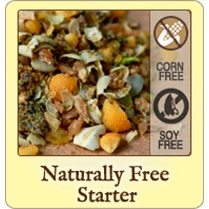 Naturally Free Starter Chicken Feed