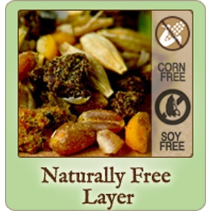 Naturally Free Layer Chicken Feed