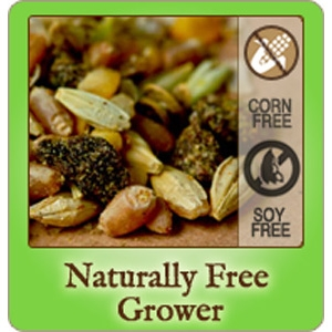 Naturally Free Grower Chicken Feed