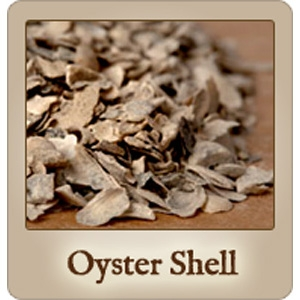 Oyster Shell Chicken Feed