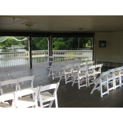 Berea Gazebo Wedding
