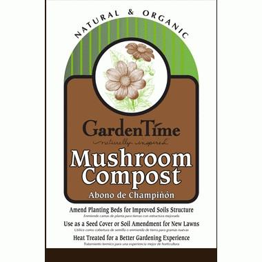 Garden Time Mushroom Compost
