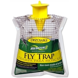 RESCUE!® Disposable Fly Trap