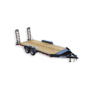 Appalachian Trailers 20' Equipment Trailer