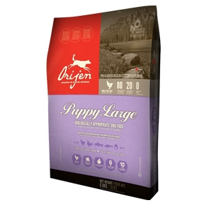 Orijen® Puppy Large Biologically Appropriate™ Puppy Food