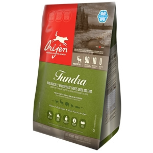 Orijen® Tundra Biologically Appropriate™ Dog Food