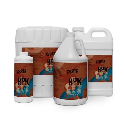 Aurora Innovations Roots Organics HPK Liquid Bloom Booster