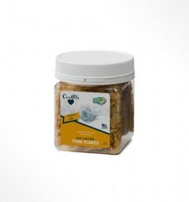 Cosmic Catnip Tuna Flakes, .5 ounce jar