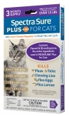 Spectra Sure Plus Insect Growth Regulator for Cats,