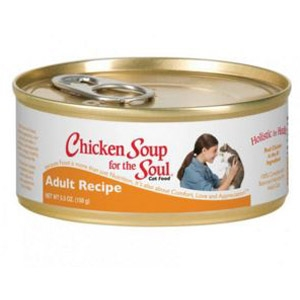 Chicken Soup for the Soul® Adult Cat Wet Food