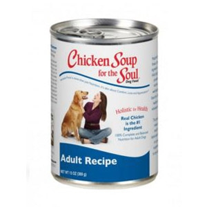 Chicken Soup for the Soul® Adult Dog Wet Food