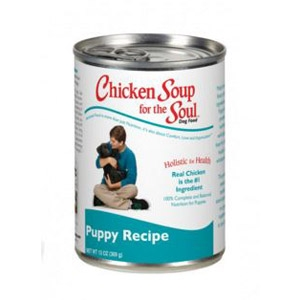 Chicken Soup for the Soul® Puppy Wet Food