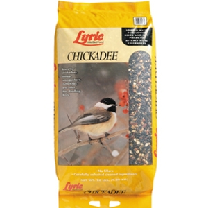 Lyric Chickadee Wild Bird Food, 20 lbs.