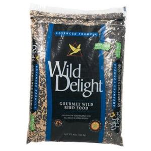 Wild Delight Gourmet Wild Bird Seed, 8 lbs.
