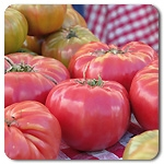 Organic Non-GMO Brandywine Tomato Seeds