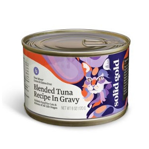 Solid Gold® New Moon® Canned Cat Food Blended Tuna Recipe