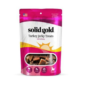 Solid Gold® Turkey Jerky Dog Treats