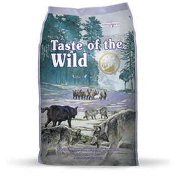 Taste of the Wild Sierra Mountain Formula with Roasted Lamb Small Dry Dog Food