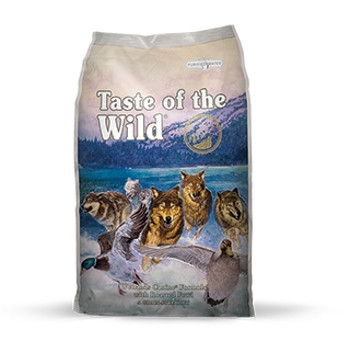 Taste of the Wild Wetlands Formula with Roasted Fowl Dry Dog Food