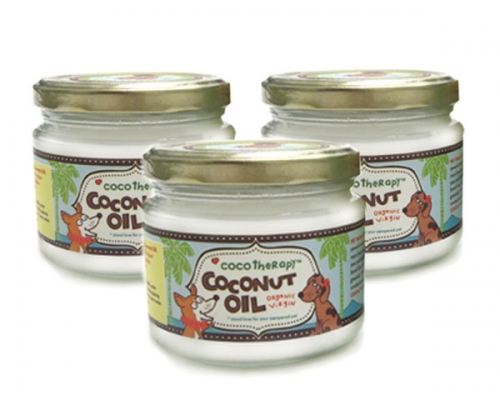 CocoTherapy Coconut Oil - 8oz.