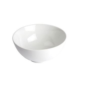 White Fruit / Ice Cream 4 Inch Bowl
