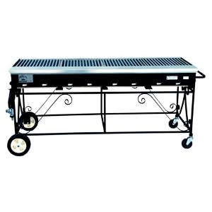 Country Club Gas Grill