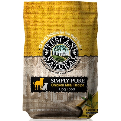 Simply Pure Chicken & Rice Dry Dog Food