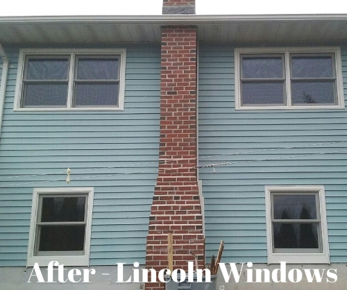 After Lincoln Windows Installed