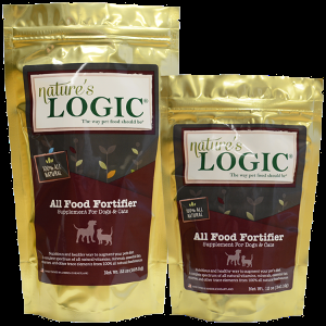 Nature's Logic Canine & Feline All Food Fortifier Supplement