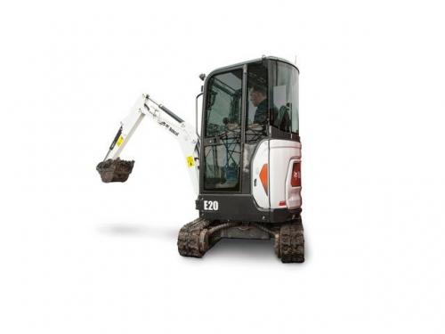 Bobcat E-20 Compact Escavator