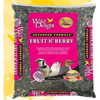 Wild Delight Advanced Formula Fruit N' Berry 5 Pound
