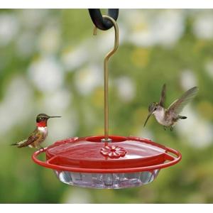 Aspects Mini HummZinger 8 Ounce Hummingbird Feeder