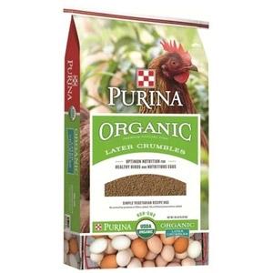 Purina Organic Starter Crumbles $19.99!