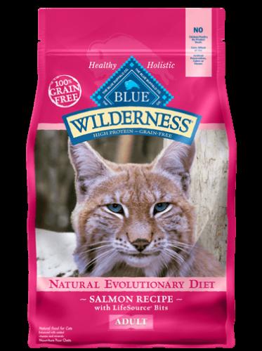 Blue Buffalo Wilderness Salmon Cat 11#